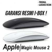 Apple Magic Mouse 2 Original Pack Resmi Apple Indo (MLA02ID/A) - Putih