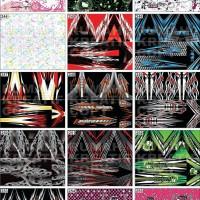 Decal Stikcker Striping Fullbody Variasi Mio Soul Gt 2012-2015