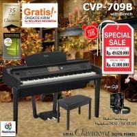 Yamaha Clavinova CVP 709 / CVP709 B / 709B / CVP709B diatas 705 / 701