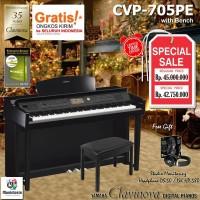 Yamaha Clavinova CVP 705PE / CVP705 PE / 705PE / CVP705PE / CVP705