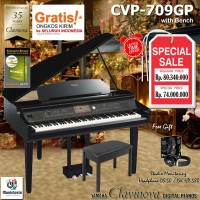 Yamaha Clavinova CVP 709GP / CVP709 GP / CVP709GP / CVP 709 GP