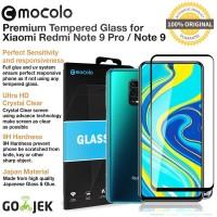 Original Mocolo Full Cover Tempered Glass Redmi Note 9 Pro / Note 9 - Redmi Note 9