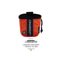 LEGEND ARCHERY POUCH XT-520 - Orange