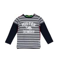 Mothercare B. Nosy Baby Boys Mister Stripes T Shirt (2-6 mo)
