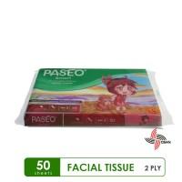 Paseo Smart Facial Travel Pack 50 Sheet