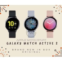 Samsung Galaxy Watch Active 2 Alumunium Smartwatch 44mm Rose Gold