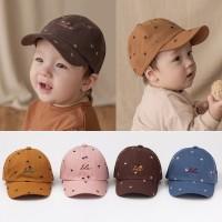 Topi Baseball Bayi / Anak Laki-laki / Perempuan Gaya Korea Ukuran