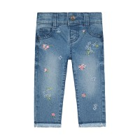 Mothercare embroidered skinny jeans