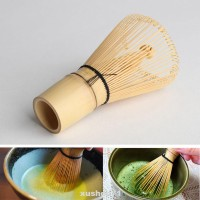 3-pieces Tea Set Bamboo Whisk Traditional Ceremony Matcha Food Safe