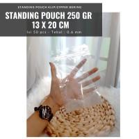 standing plastik untuk keripik singkong - - jual kemasan untuk kerip