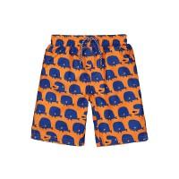 Mothercare orange whale swim shorts (3-24 mo)