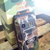 HP Outdoor Landrover Flip F999 Camo Orange ( Free 1pc Batre Cadangan