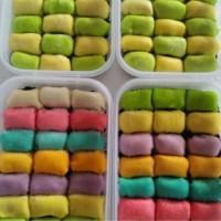 pancake durian Medan box isi 21 bdg