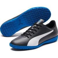 Sepatu Futsal PUMA Spirit IT Black Blue