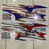 Unik STRIPING MIO MX SPORTY EDITION MADE IN THAILAND Limited