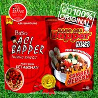 Baso Aci Bapper Tulang Rangu Asli Bandung