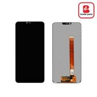 LCD TOUCHSCREEN OPPO A3S / REALME 2 / REALME C1 OEM BLACK