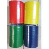 Isolasi Buah / Fruit Tape lebar 9m/m Bag Neck Sealer (warna-warni)