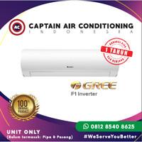 AC SPLIT GREE GWC-09F1 1 PK F1 Inverter UNIT ONLY