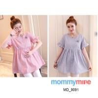 Mommymine Baju / Atasan Khusus Hamil Impor (MD_9091)