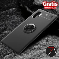 Samsung Galaxy Note 10 Plus 10Plus Invisible I Ring iRing Soft Case