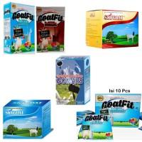 Susu Kambing Etawa Full Cream Gomars Goatfit Plus Royal Jelly Anti Ale