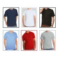 Kaos Polos Atasan Pria Wanita Oblong Pendek Soft TC Premium