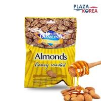 BLUE DIAMOND ALMOND ROASTED HONEY - ALMOND PANGGANG RASA MADU 30GR