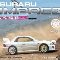 Ban Karet diecast Sakura Model OZ Rally tampo OZ Racing