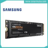 SAMSUNG SSD 970 EVO PLUS NVMe M.2 1TB - Garansi 5 Tahun