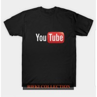 t-shirt kaos anak youtube youtuber - import quality