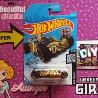 Hotwheels THS Street Creeper Super Treasure Hunt FS 2019