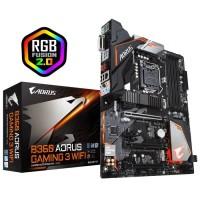 Gigabyte B360 AORUS Gaming 3 WiFi (LGA1151, B360, DDR4) CoffeeLake