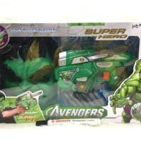 soft bullet blaster super hero