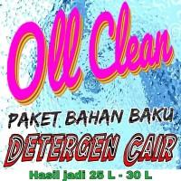 Paket Bahan Baku Detergen Cair / Sabun Cair / Detergen Laundry @1000gr