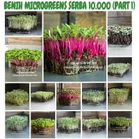 Benih Microgreens Serba 10.000 - Repack - Benih USA