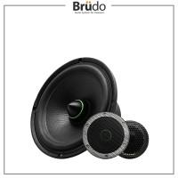 Brudo Ecco Speaker 2 Ways Komponen