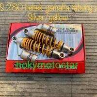 SHOCK BREAKER DBS 280 TABUNG ATAS G SERIES NUOVO/JUPITER/FIZR/VEGA ZR