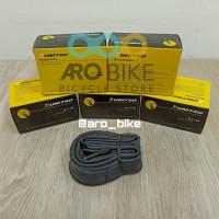 Ban dalam sepeda 20 x 1 3/8 United AV Schrader valve