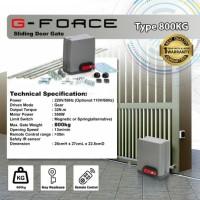 Autogate   Sliding gate   Gerbang otomatis   G-Force 800 Kg