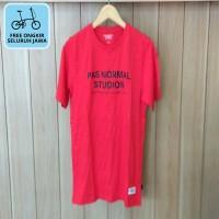 Pas Normal Studios T-Shirt Logo FREE ONGKIR
