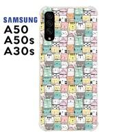 Casing Samsung Galaxy A50 A50s A30s Softcase Anticrack Kucing Lucu 29