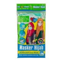 Masker Fit-U-Mask Headloop/Hijab 5s