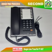 Telepon Transtel TI 987 Single Line Support Indihome