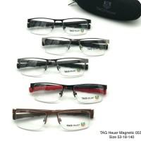 frame kacamata minus tagheur magnetic gratis lensa minus