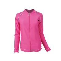 Arena Ladies Swim T-Shirt PK AWW-E050 Baju Renang Wanita Dewasa Pink