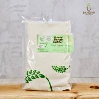 Tepung Beras Coklat Organik MPASI 500gr - Lingkar Organik