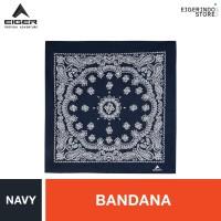 Eiger Bandana 2 Warna 1.1 - Navy