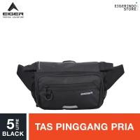 Eiger Riding Coronet 1.1 Waist Bag 5L - Black