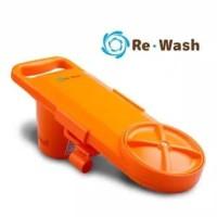 re wash Mesin Cuci Portable alat baju praktis mudah dibawa rewash